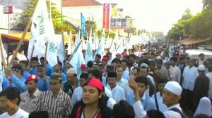 Parade Tauhid Solo 2015 2