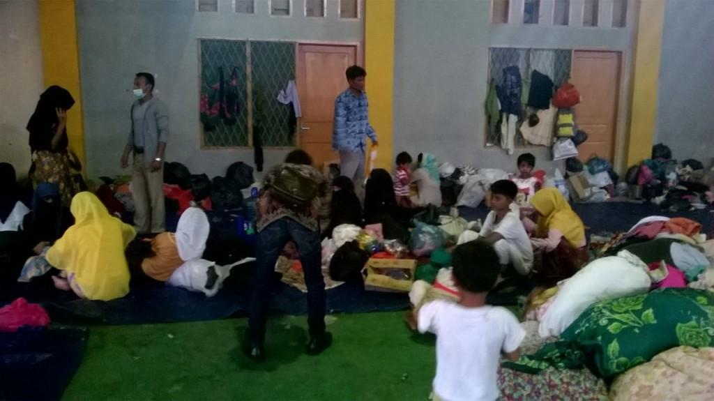 Rohingya Aceh 1