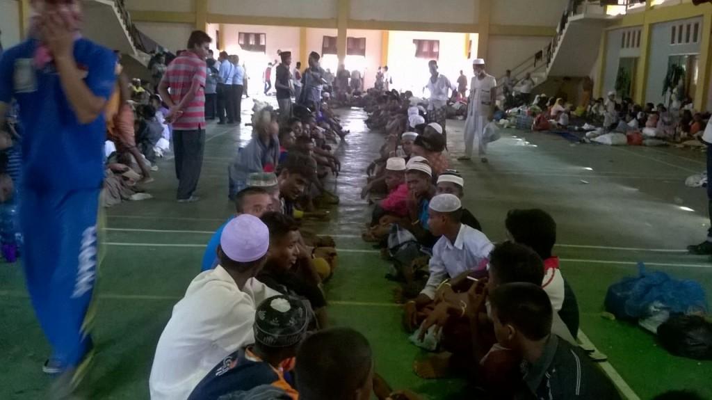 Rohingya Aceh 2