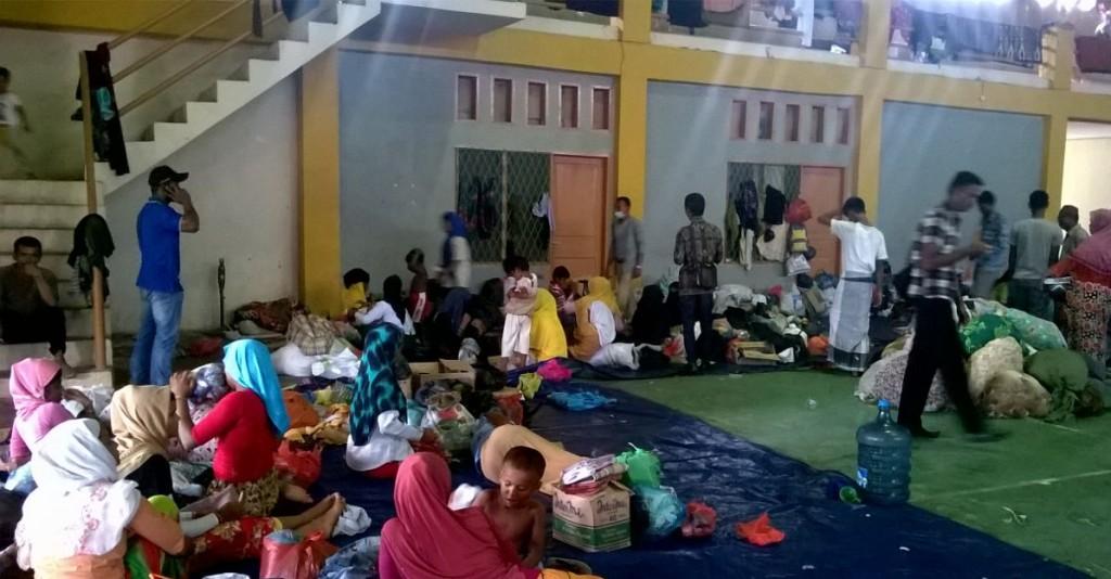 Rohingya Aceh 3