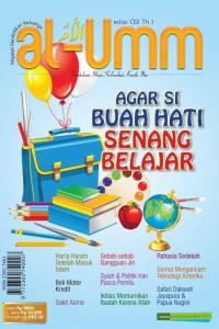 cover majalah al umm 9